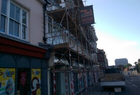 Scaffold For Painting And Decorating Bedford