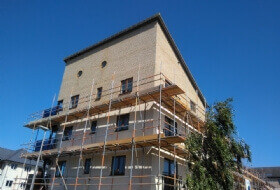 Painting And Decorating Scaffold Milton Keynes