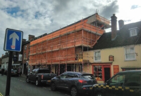 Scaffolding For Painting And Decorating Milton Keynes